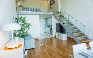 Apartamento LOFT duplex Suite con parking Gratis