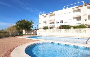 Apartamento en Marjal de Corinto con Piscina