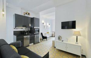 Magnífico apartamento 'Casa Nanit' B cerca del Camp Nou y Feria BCN