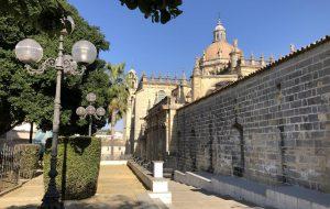 apartamento en zona histórica turística de la catedral jerez
