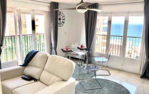 Alicante los Arenales del Sol apartment seaview - Free wifi
