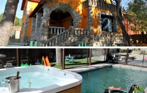 Casa Rural Mansion Adela con Piscina y Jacuzzi