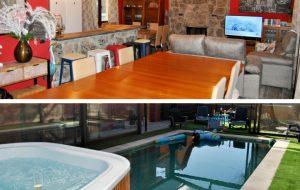 Casa Rural Mansion Alejandra con piscina y jacuzzi