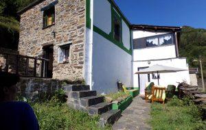 casita tipica asturiana
